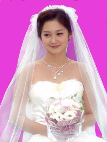 a618b5221c6f701e4bda111bf32da912 利用Photoshop通道为婚纱抠图简易教程