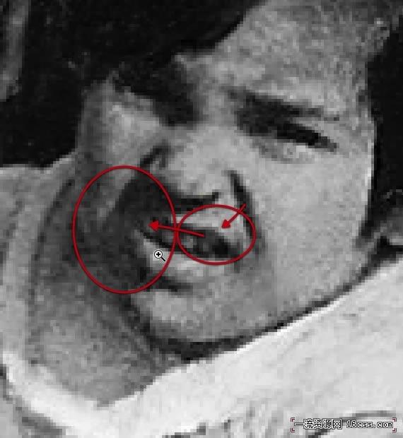 f7b5f74590b7e11a7a16a9ef9627e306 怎样使用Photoshop修复破损的照片