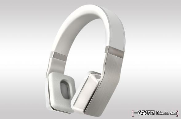 ae5c384e5973ba774a7aa0839e2d9b4a 在Photoshop中设计时尚大气的高质感耳机教程