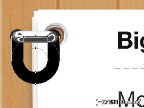 20130917200547 25664 在Photoshop中绘制不锈钢金属环