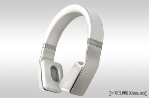 110947219f7935a3082cb17064564cfb 在Photoshop中设计时尚大气的高质感耳机教程