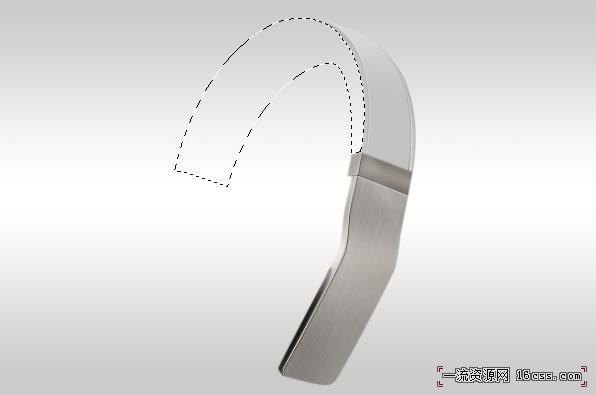 a1d6b81e36f848d69fb657d79d2693c4 在Photoshop中设计时尚大气的高质感耳机教程