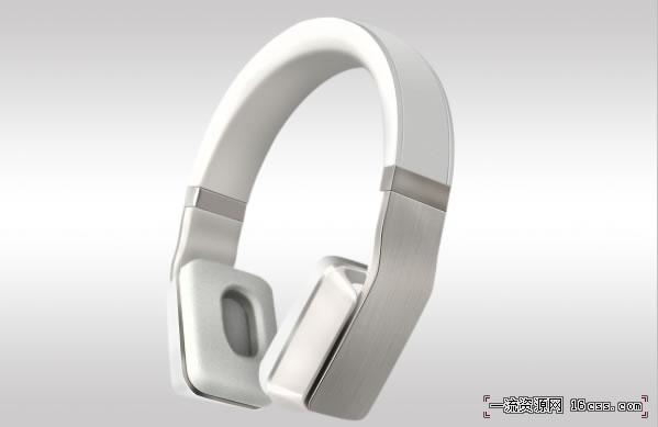 d423104a94cbf2faa1c9ba9f06e1679e 在Photoshop中设计时尚大气的高质感耳机教程