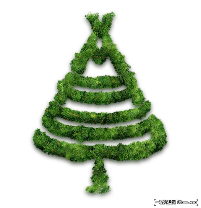931685820ee1b5c626bfc03239e257a0 在PHOTOSHOP中设计漂亮的圣诞树