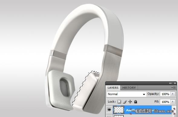 719b75424fd8dfc276c4da51ec8306f0 在Photoshop中设计时尚大气的高质感耳机教程