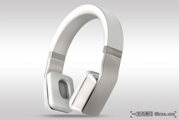 e37a83384781acf79c1b4aeaf3b1d608 在Photoshop中设计时尚大气的高质感耳机教程