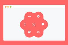 jQuery弹性展开收缩菜单插件