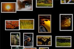 超酷3D效果照片展示代码