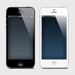 苹果5图片PSD样机素材