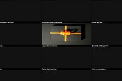 可自动缩放的JS物理弹性相册展示代码