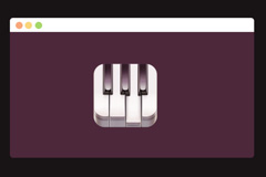 html5 audio钢琴