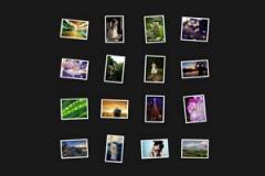 PostcardViewer 3D图片相册查看效果